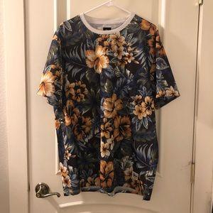 Stussy Hawaiian shirt
